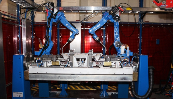 Robotic Welding - Automated Welding + Fori Welding Systems