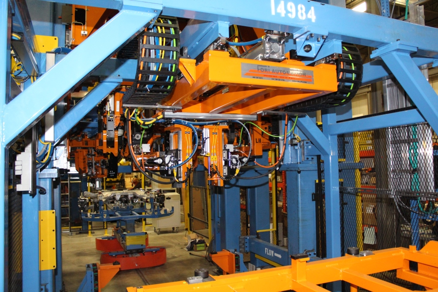 Module Aligner + Module Alignment + Fori Module Assembly System