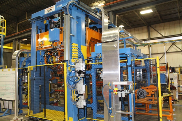 Module Aligner + Module Assembly System + Fori