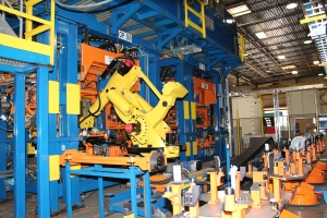 Automation + Module Assembly + Module Aligner + Wheel Alignment