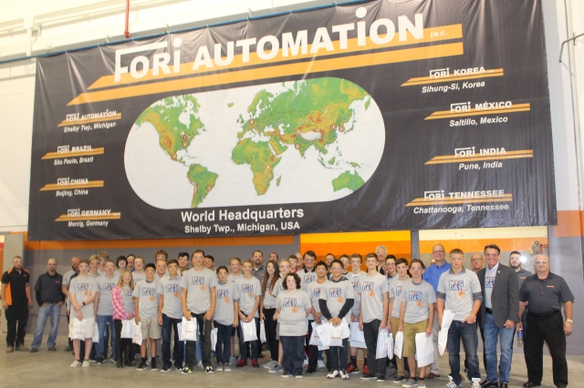 Fori Automation - MFG Day 15'