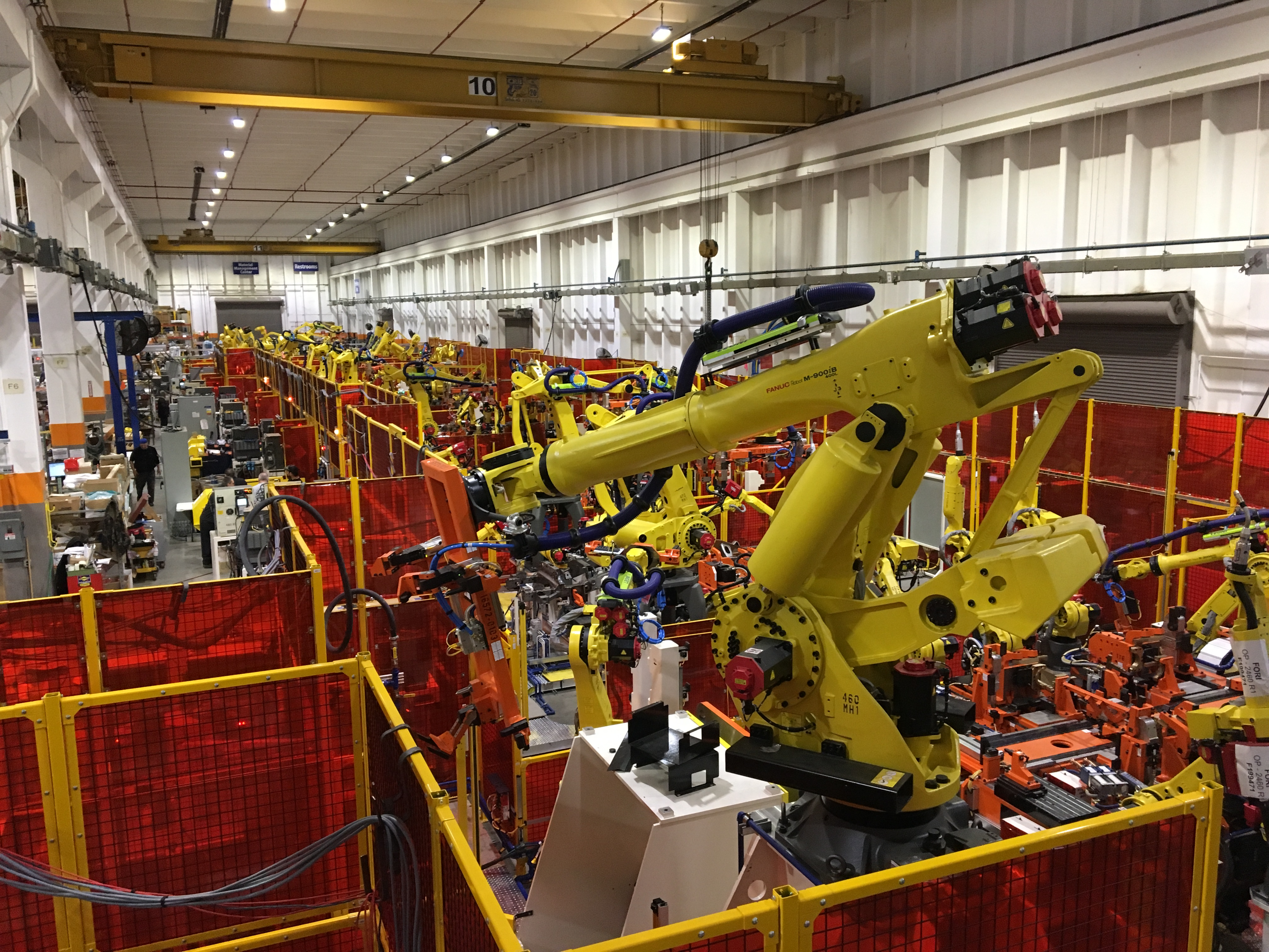 Fori Automation - Robotic Welding System for Truck Frame