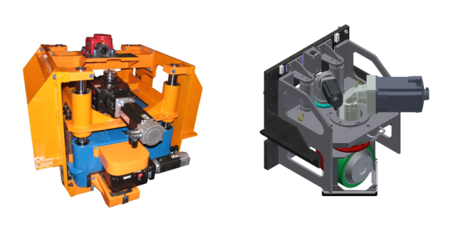 Fori Automation - Powered Drive Wheels for Platform & Tooling Mobilization